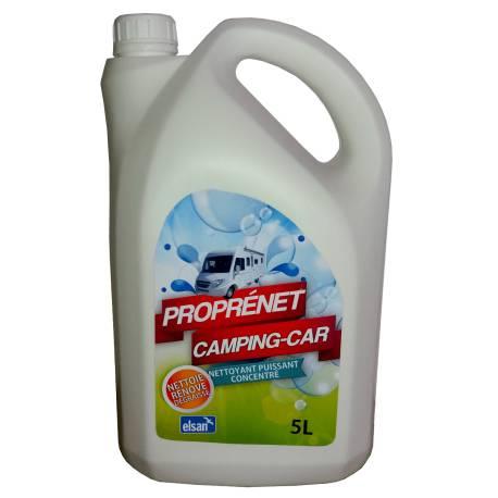 Shampoing Cire pour Carrosserie PROPRÉNET 5 Litres