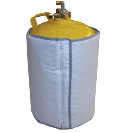 Couverture isolante pour réservoir gaz 11Kg