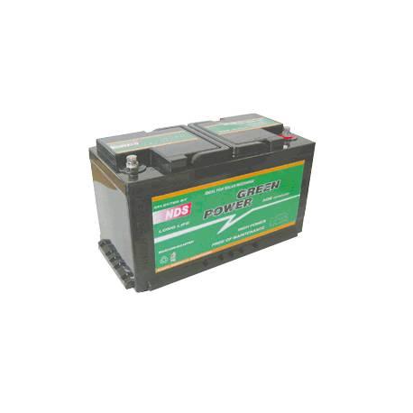 Batterie Auxiliaire AGM 80Amp/h C:20 Green Power à décharge lente