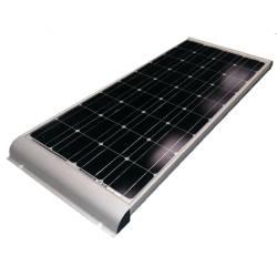 Panneau Solaire Monocristallin NDS Solenergy avec profilé de fixation intégré