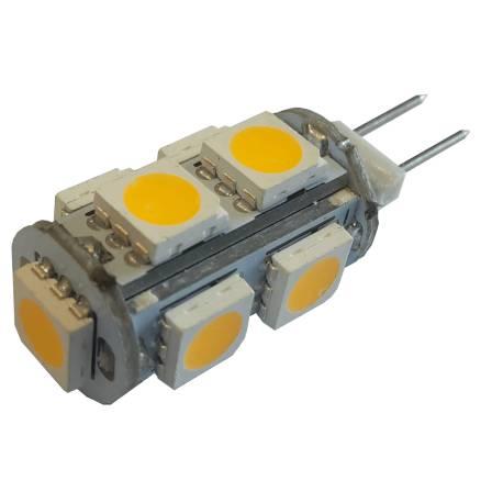 Ampoule LED G4-T9T Blanc Chaud ou Froid 0,55 W 55 lm