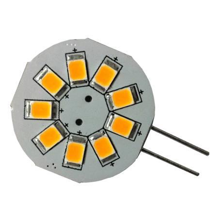 Ampoule LED G4-T9S Blanc Chaud ou Froid 1.5W 125lm