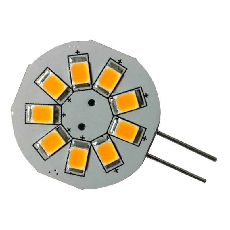 ampoule led g4 t9s blanc chaud ou froid 1 5w 125lm. Black Bedroom Furniture Sets. Home Design Ideas