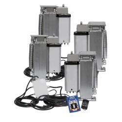 Ensemble de 4 vérins électromécaniques Autolift
