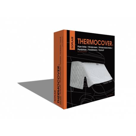 Volet isotherme Thermocover pour pare-brise