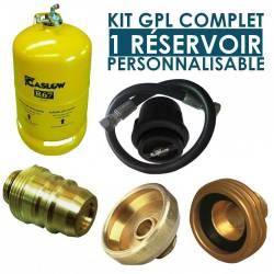 Kit GPL complet 1 réservoir Gaslow R67