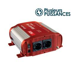 Convertisseur 12-220V NDS Smart-IN Pur Sinus