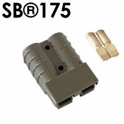 Kit de connecteur Anderson série SB MÂLE/FEMELLE 2 Contacts, 600 V c.a./c.c. 175A