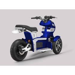 Scooter électrique 3 roues Goodyear EGO²