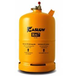 Réservoir GPL n°1 rechargeable 2.7kg / 6kg / 11kg Gaslow