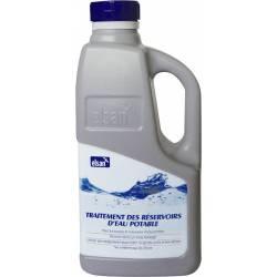 Nettoyant pour réservoir d'eau potable TANK CLEAN (1 litre)