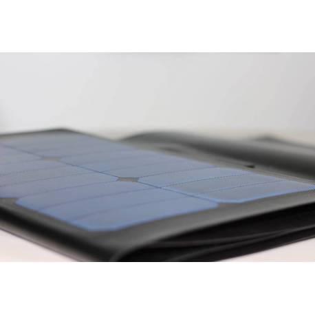 Panneau solaire étanche, flexible et confectionnable de 77W EZA SUN