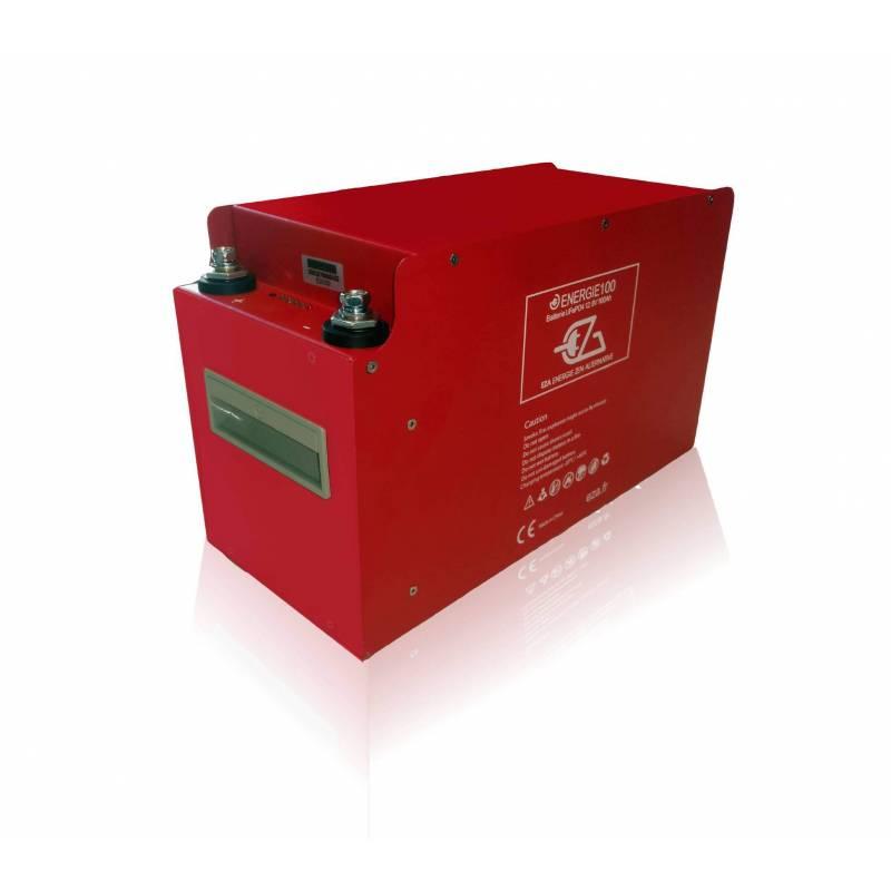 100ah Eza Eza Batterie Energie100lifepo4 100ah Batterie wiukXOPTZ