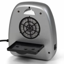 Désinsectiseur 230V - 15 watts - Souffleur incorporé - Gris