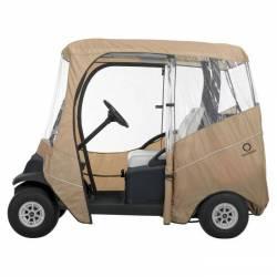 Protection intégrale pour voiturette de golf