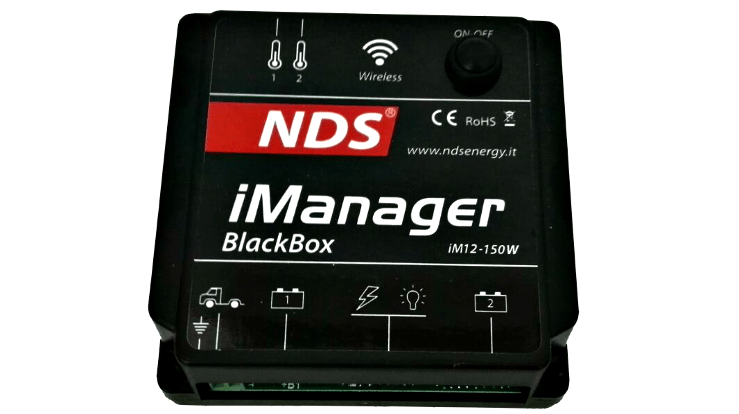 blackbox imanager nds