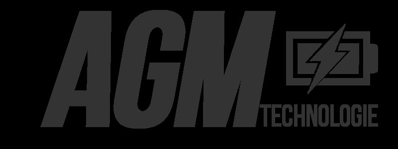 Logo technologie batterie AGM