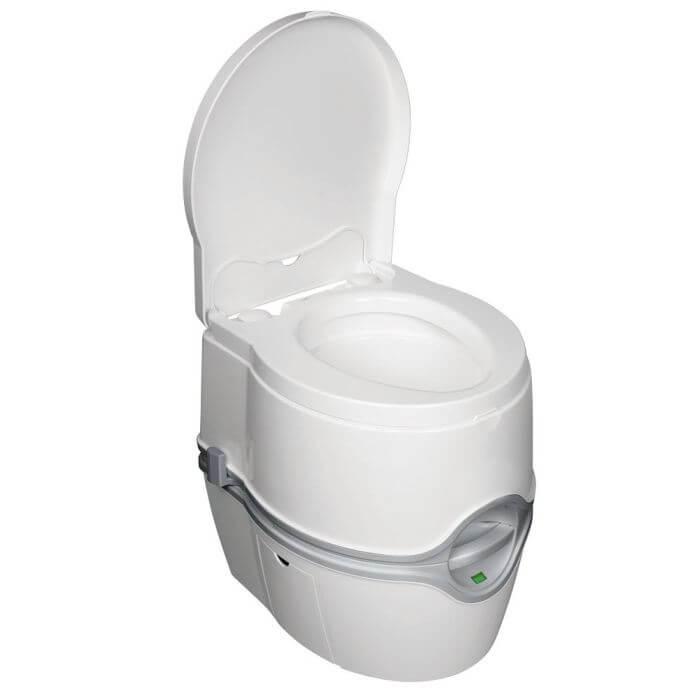 Toilettes chimiques portables